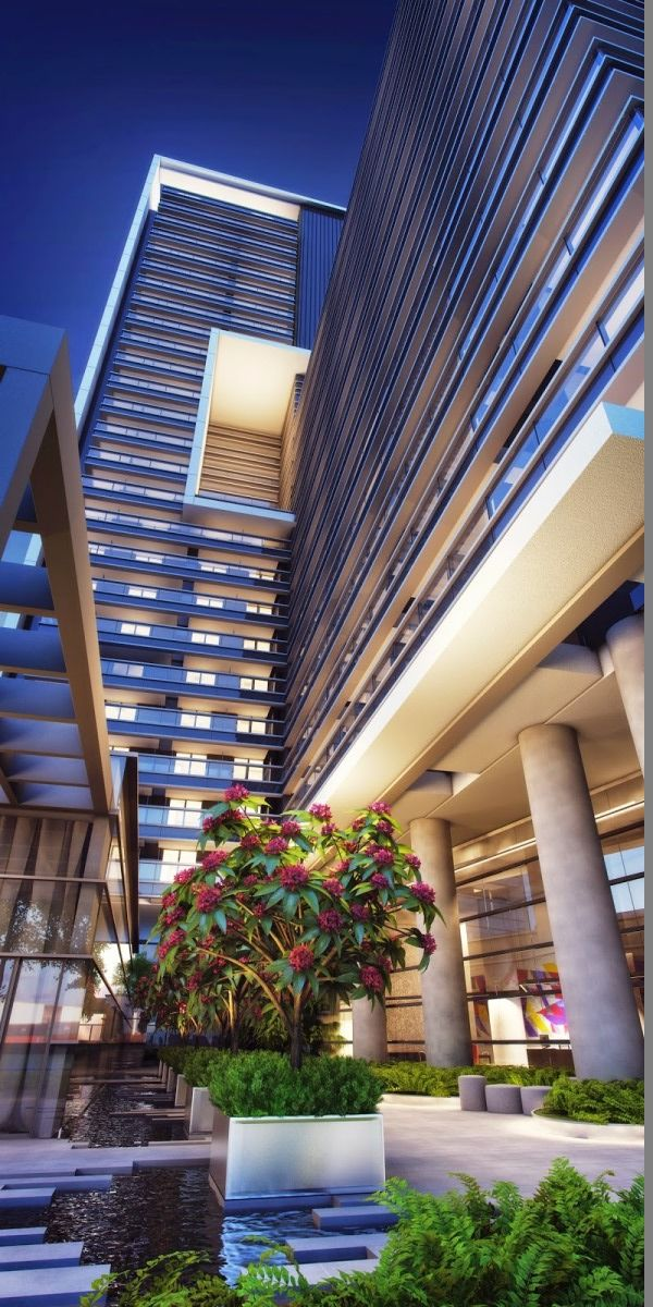 Sao Paulo Projects Construction Page 28 Skyscrapercity - Remarkable-contemporary-residence-in-the-sao-paulo-city-centre