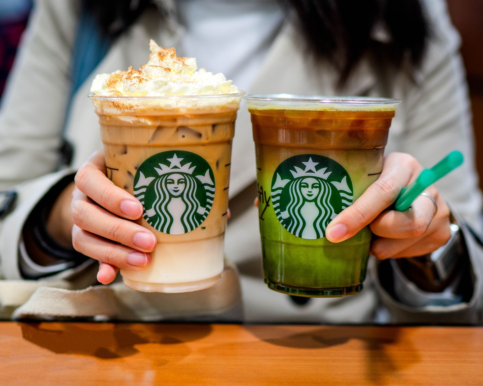I Love New Drinks Whats Your Starbucks Order At 9pm In The City Its Hard To Pass Up On A Caffei Cinnamon Dolce Coffee Dessert Starbucks Frappuccino Bottle