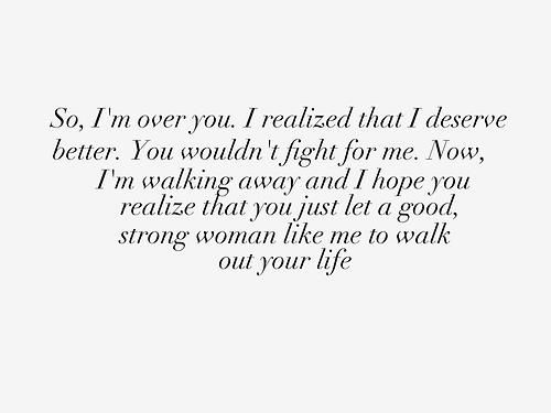 lovequotes #valentine So, I\'m over you..... | Over it quotes ...