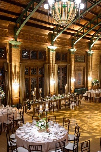 The 10 Most Beautiful Wedding Venues in Chicago | WEDDING ...