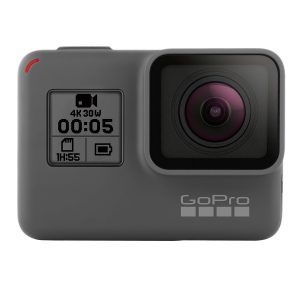HERO5 Black is the most powerful and easy-to-use GoPro ever! Thanks to its 4K video, voice control, one-button simplicity, touch display and waterproof design.