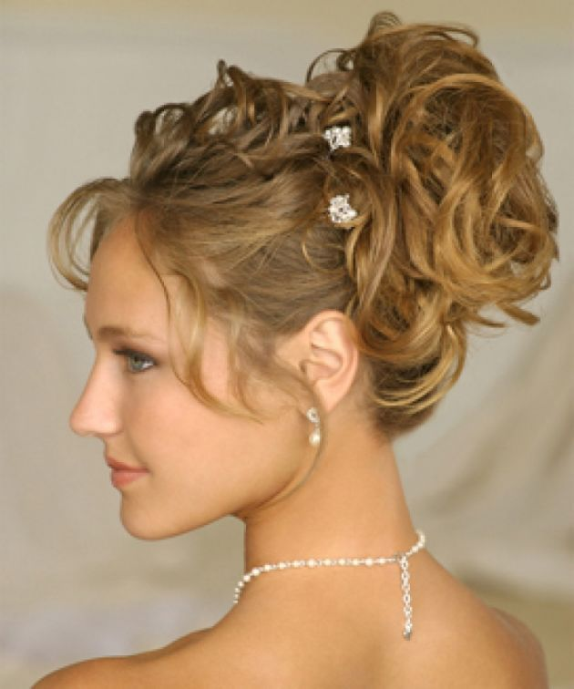 Curly hairstyles for medium length hair for weddings wedding ideas wedding curly hairstyles for medium length hair planning junglespirit Choice Image