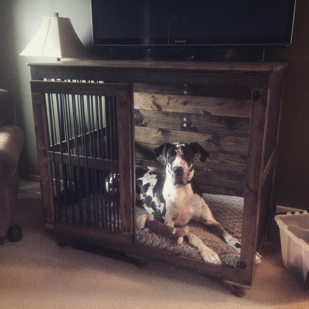 Great Dane Doggie Den Dane Dog Great Dane Dogs Dog Crate