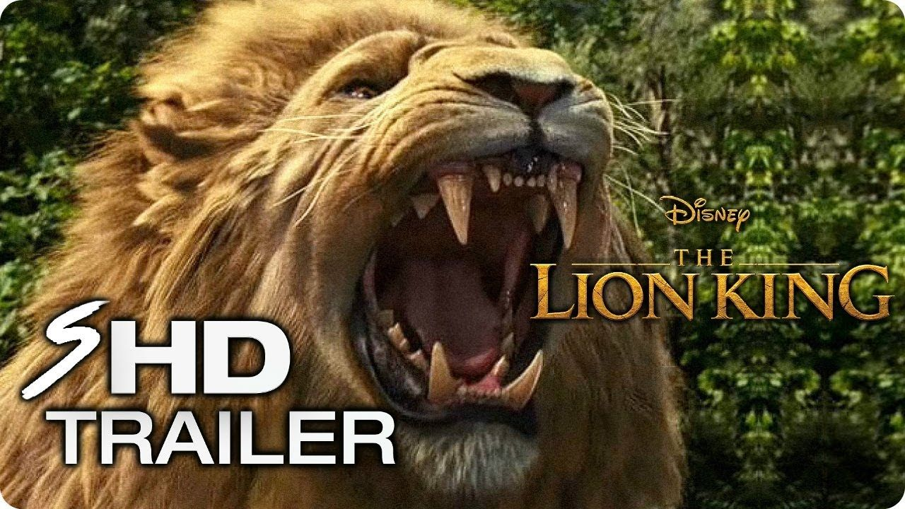 The Lion King 2019 First Look Trailer Beyoncé Live