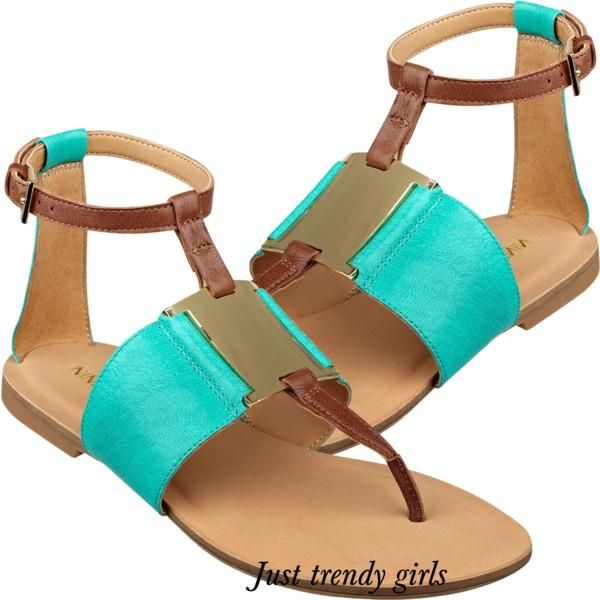 Colorful Summer Sandals Sandals Sandals Summer Trendy Shoes