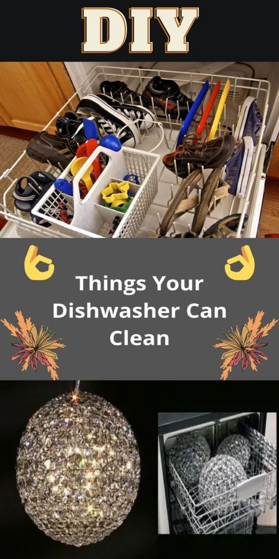 Photo of Things Your Dishwasher Can Clean