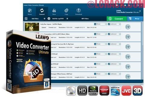 leawo video converter serial key code
