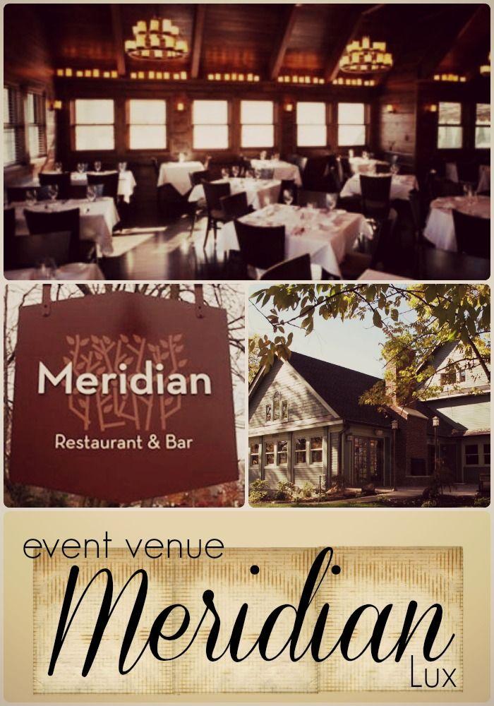 Indianapolis Restaurant - Meridian Restaurant  Bar on Event
