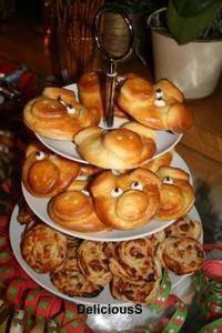 Rezept: Silvester - Glücksschweinchen Quark - Öl - Teig Bild Nr. 2