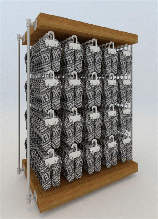 Wire Countertop Display Rack 23 W X 23 H Tabletop Pop Store