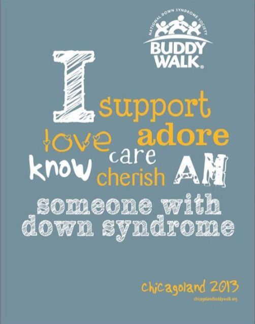 Walk For Down Syndrome Quotes. QuotesGram | DS Journey ...