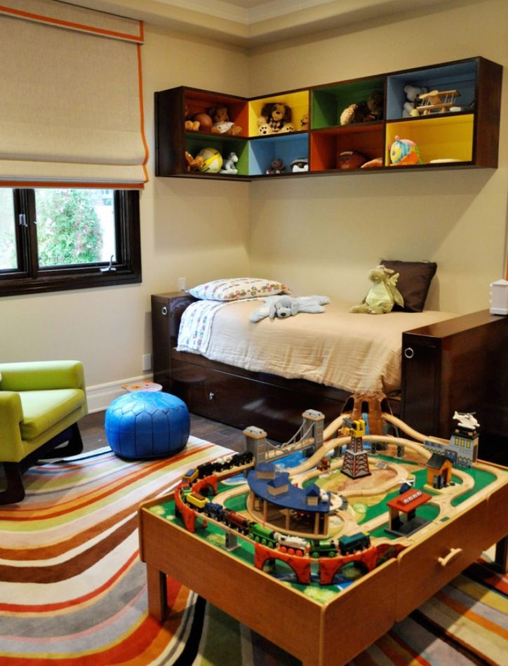 Little Boy Room Ideas: Cool Bedrooms For Boys, Toddler Boys