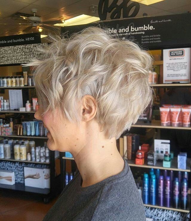 10 Short Edgy Haircuts for Women - Try a Shocking