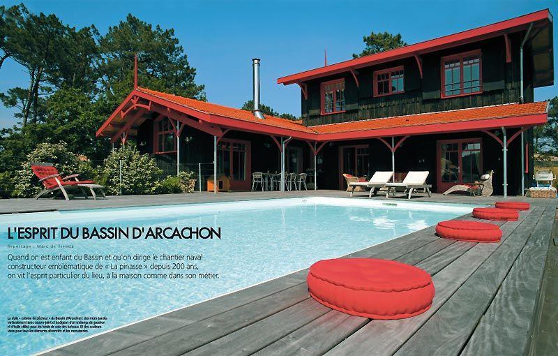 Maison neuve, cabane ou résidence, créez des patios de verre, des - residence vacances arcachon avec piscine