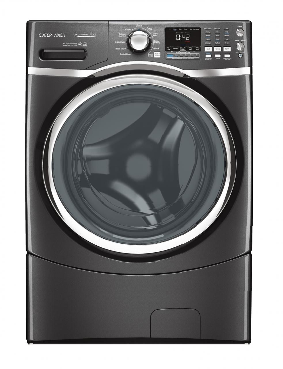 Ge White Laundry Center With 3 9 Cu Ft Washer And 5 9 Cu Ft 240 Volt Vented Electric Dryer Energy Star Gud27eesnww Laundry Center Stackable Washer Dryer Washer Dryer