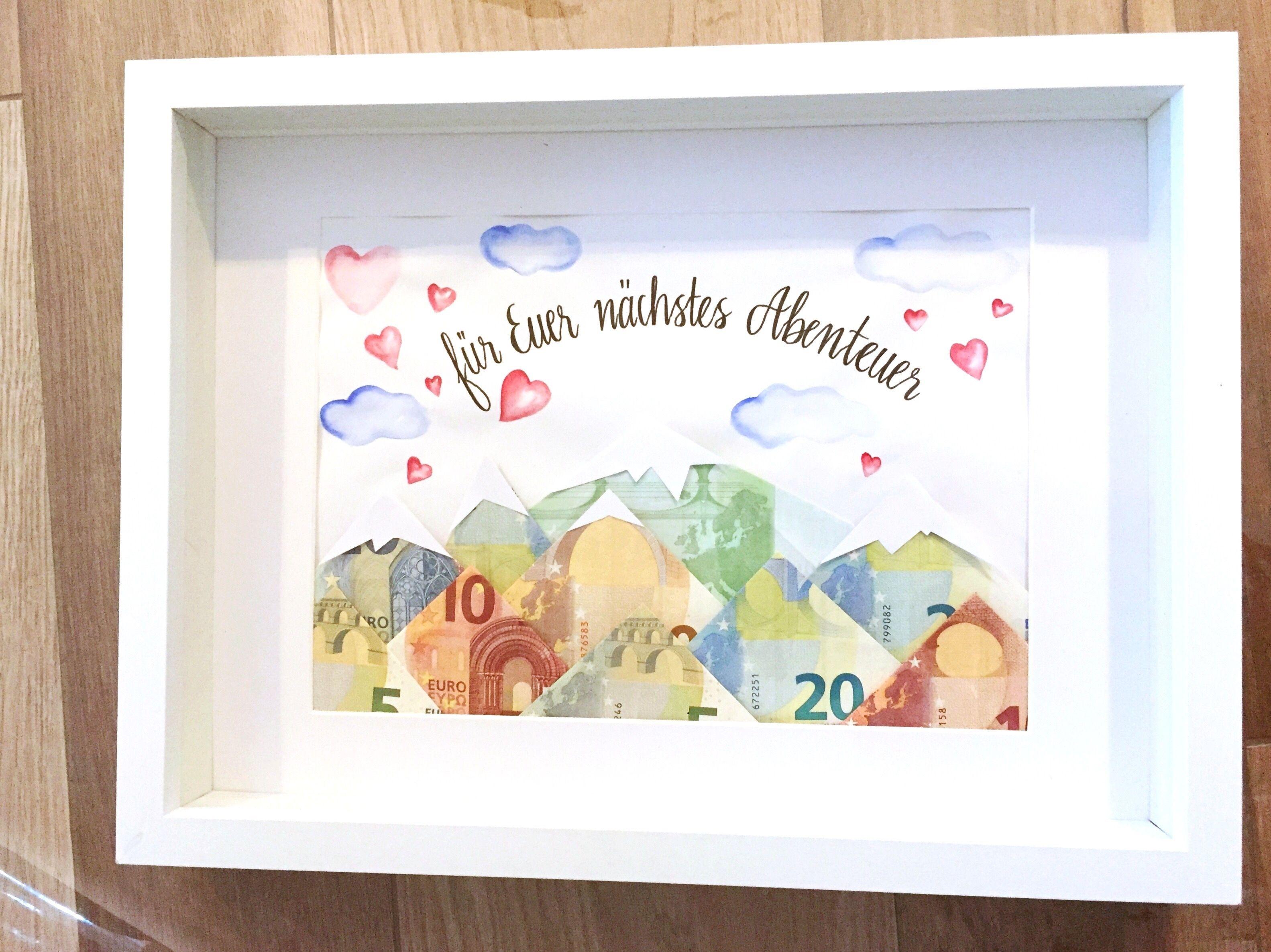 Geldgeschenk Geschenke Geldgeschenke Hochzeitsgeschenk