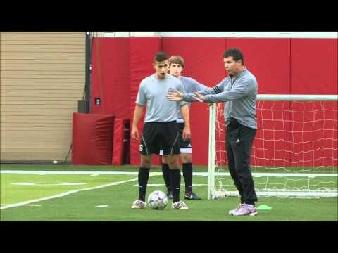 how to play good defence in soccer