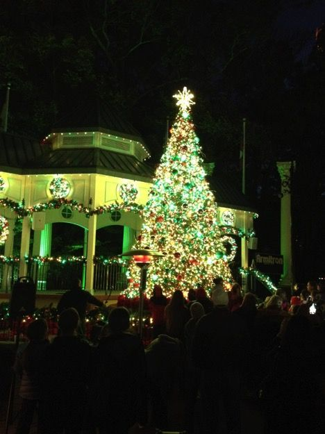Holiday in the Park | Flags, Georgia and Holidays