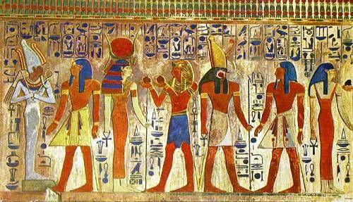 Ancient Egypt, Wall art piece | Egypt project | Pinterest | Egyptian ...