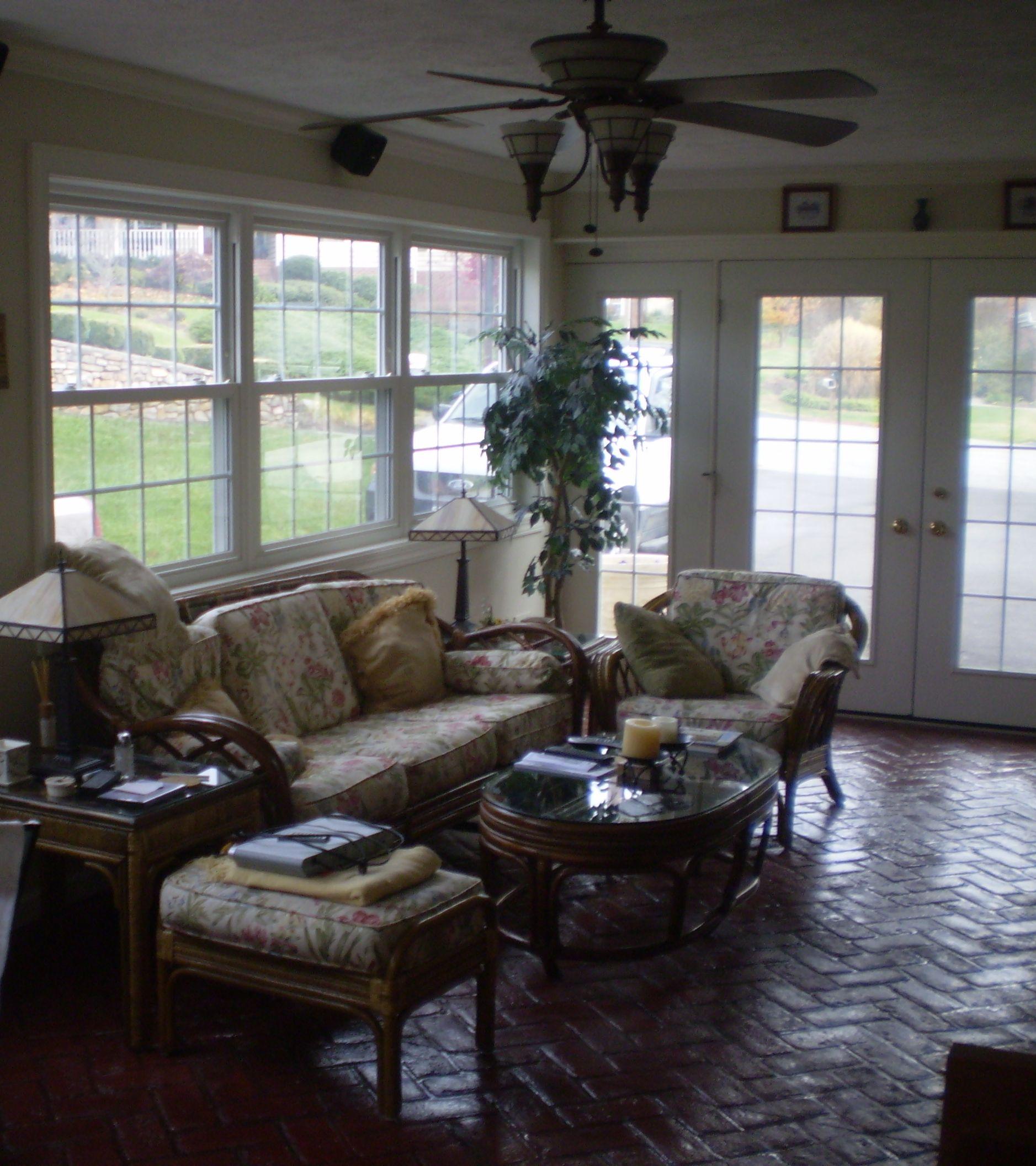 Single Carport Converted To An All Season Room Carport Room Home