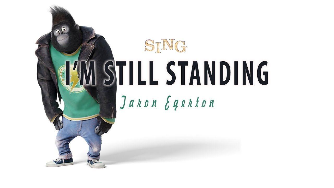 im still standing taron egerton sheet music pdf
