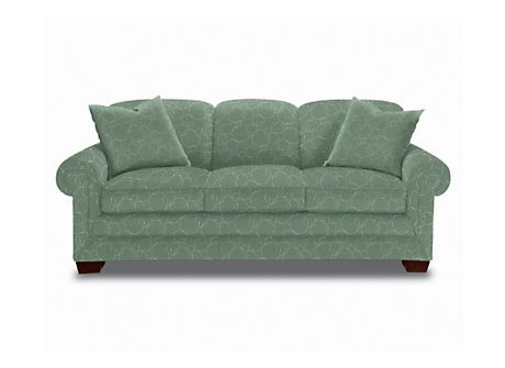 Lazy Boy Sofa With Mineral Color In The Aqua Range Dream Rooms