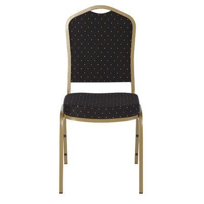 Iceberg Enterprises Crown Banquet Chair with Cushion Seat Finish ...