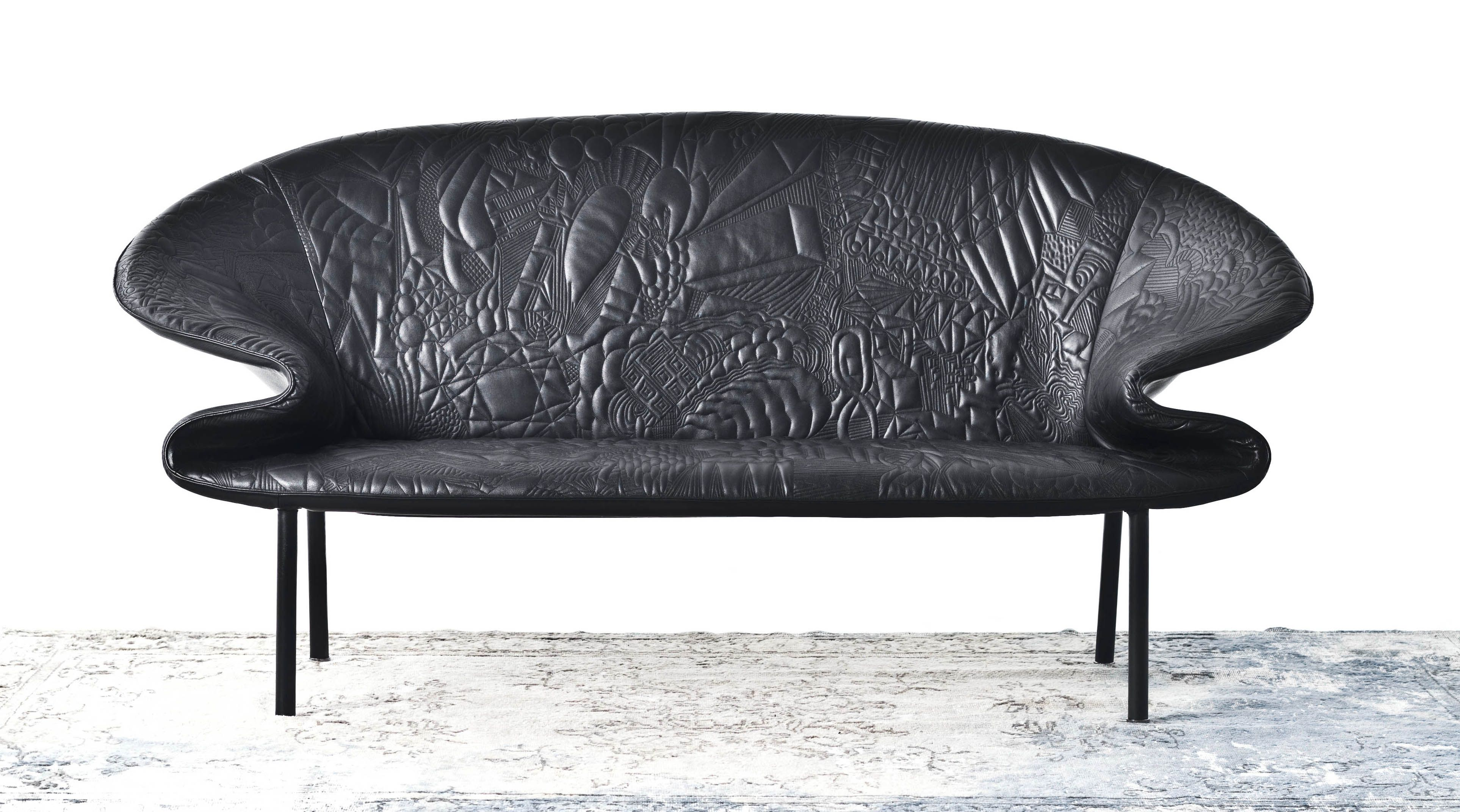 Doodle Couch By Front For Moroso Good Looking