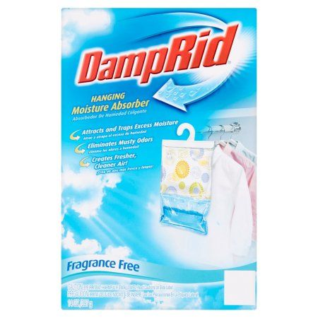 Household Essentials Moisturizer, Damp rid, Fragrance