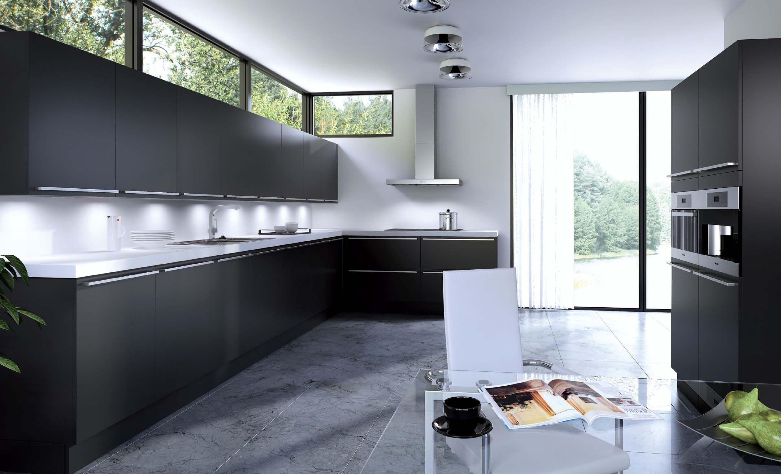 Rotpunkt Küchen interiør interior kjøkken kitchen inspirasjon inspo kuechen