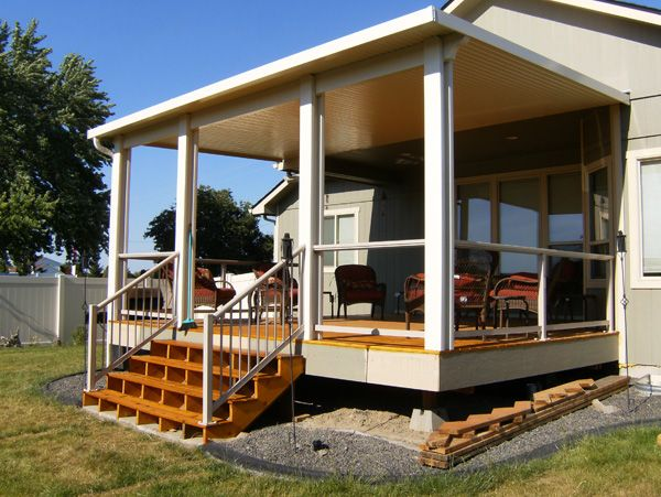 C Deck Awning Ideas  Outdoorthemecom