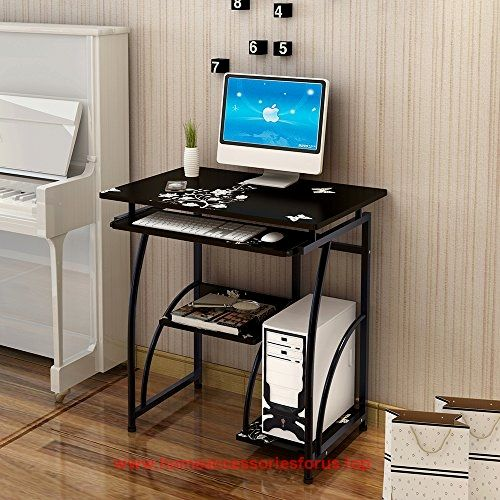Soges Computer Desk PC Laptop Study Table Workstation With Keyboard Tray  For Home Office Desk Compact Computer Table BUY NOW $129.00 This Computer  Desk ...