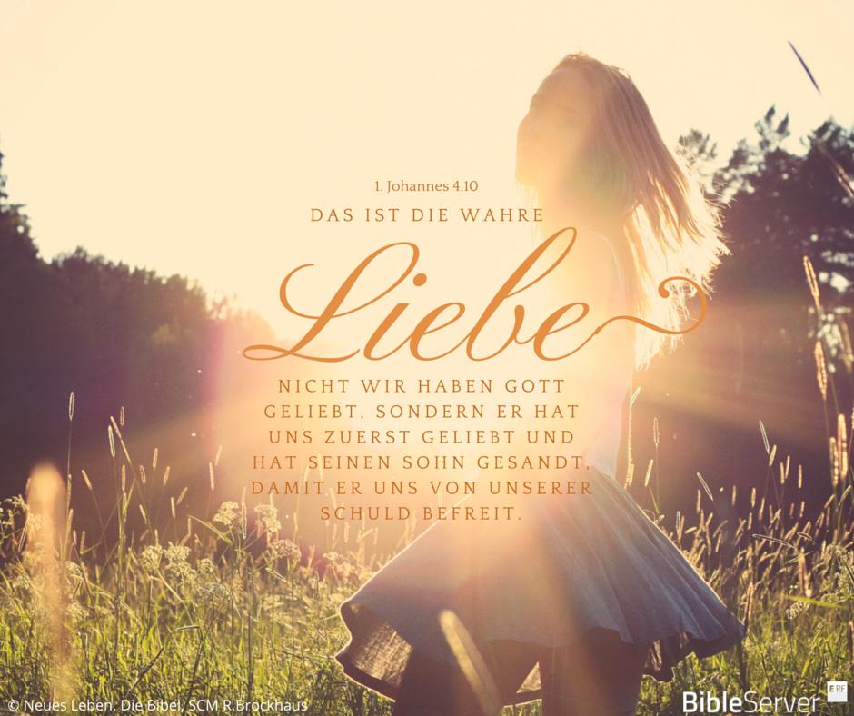 Bibelsprüche Liebe