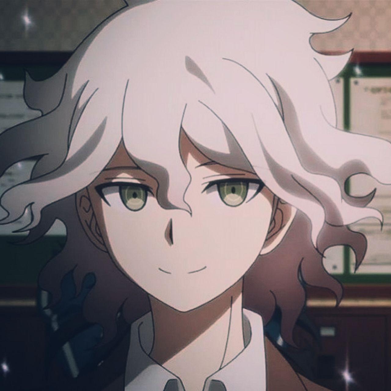 Nagito Komaeda Danganronpa, Danganronpa characters