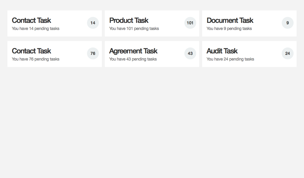 Simple Demonstration Of Expanding Cards For Tasks Using Bootstrap And Jquery Cards Jquery Expand
