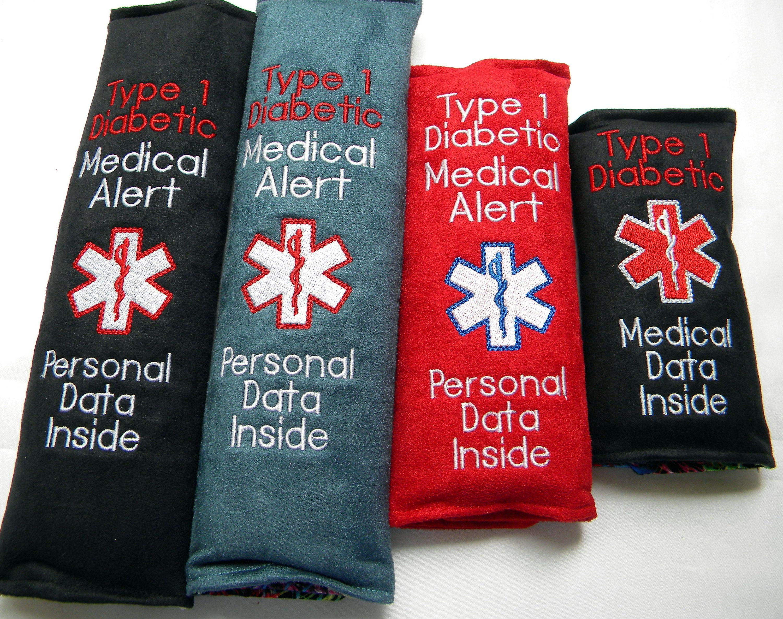 Diabetic medical alert diabetic id tag type 1 medical