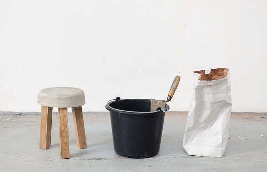 Kreative Ideen Diy : Vier kreative ideen mit beton bet funktional