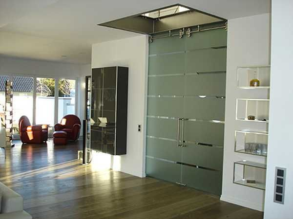 Fantastic Solid Glass Doors and Room Dividers Inviting Natural ...