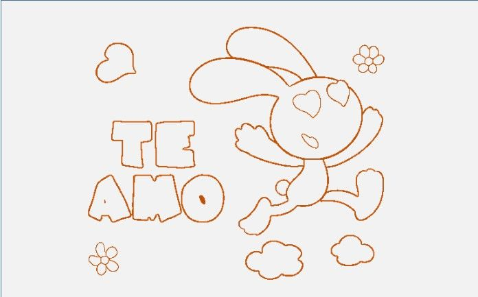 Dibujos De Amor Para Colorear Para Mi Novio Con Frases Amor