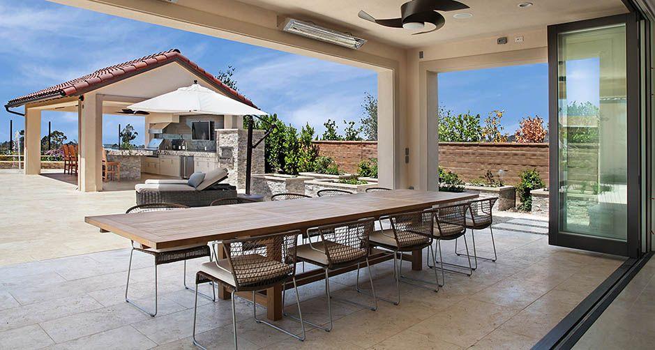 Outdoor Scene | Flooring Travertine Tuscany Platinum ... on Platinum Outdoor Living id=16967