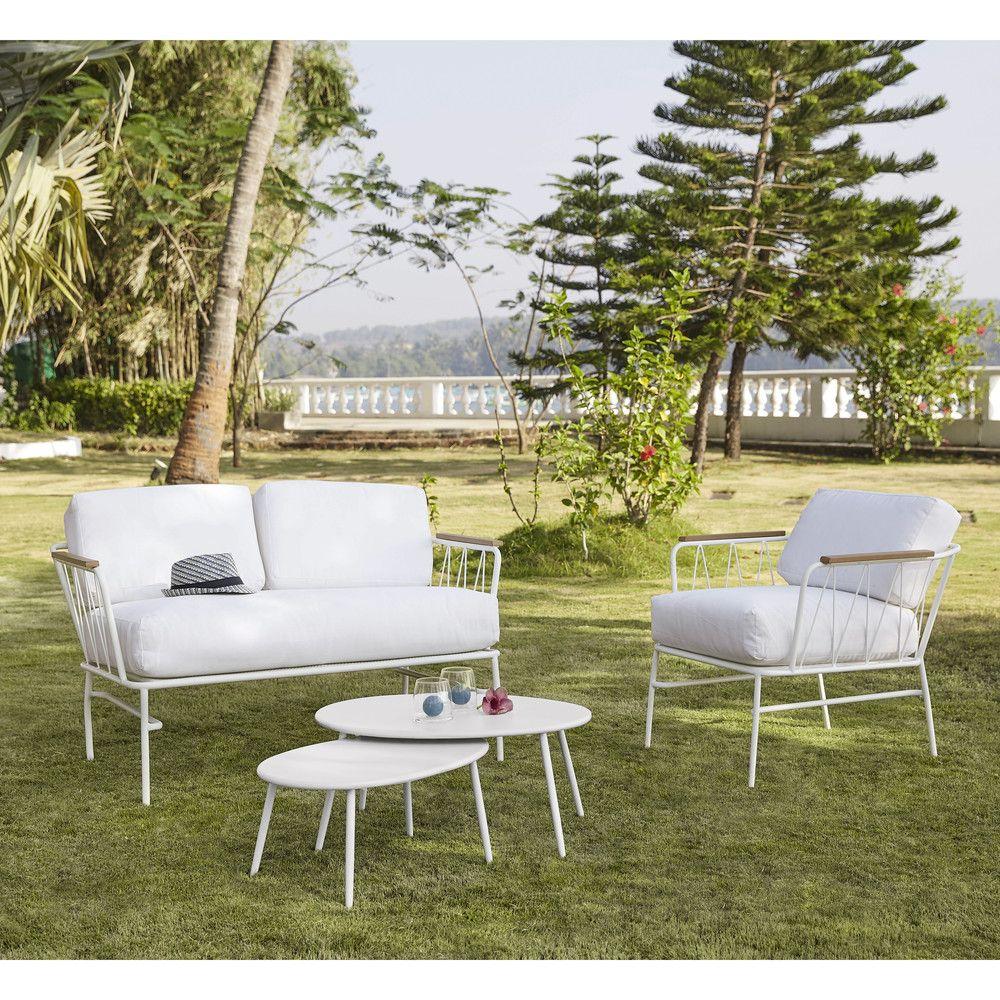 Mobilier de jardin in 2019 | Jardin | Salon de jardin, Coussin salon ...