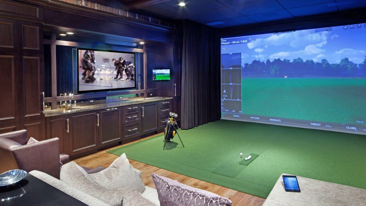 17 Awesome Home Theater Designs For You Who Are Movie ...