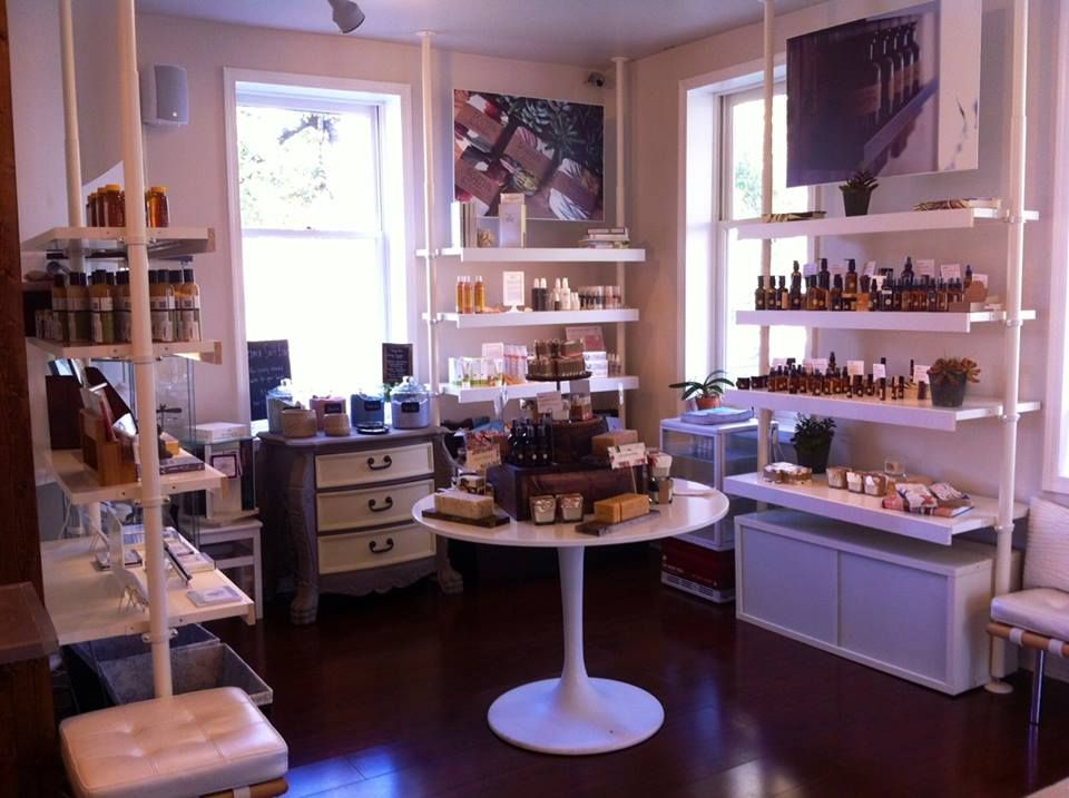 Does our retail space in takoma park look a little