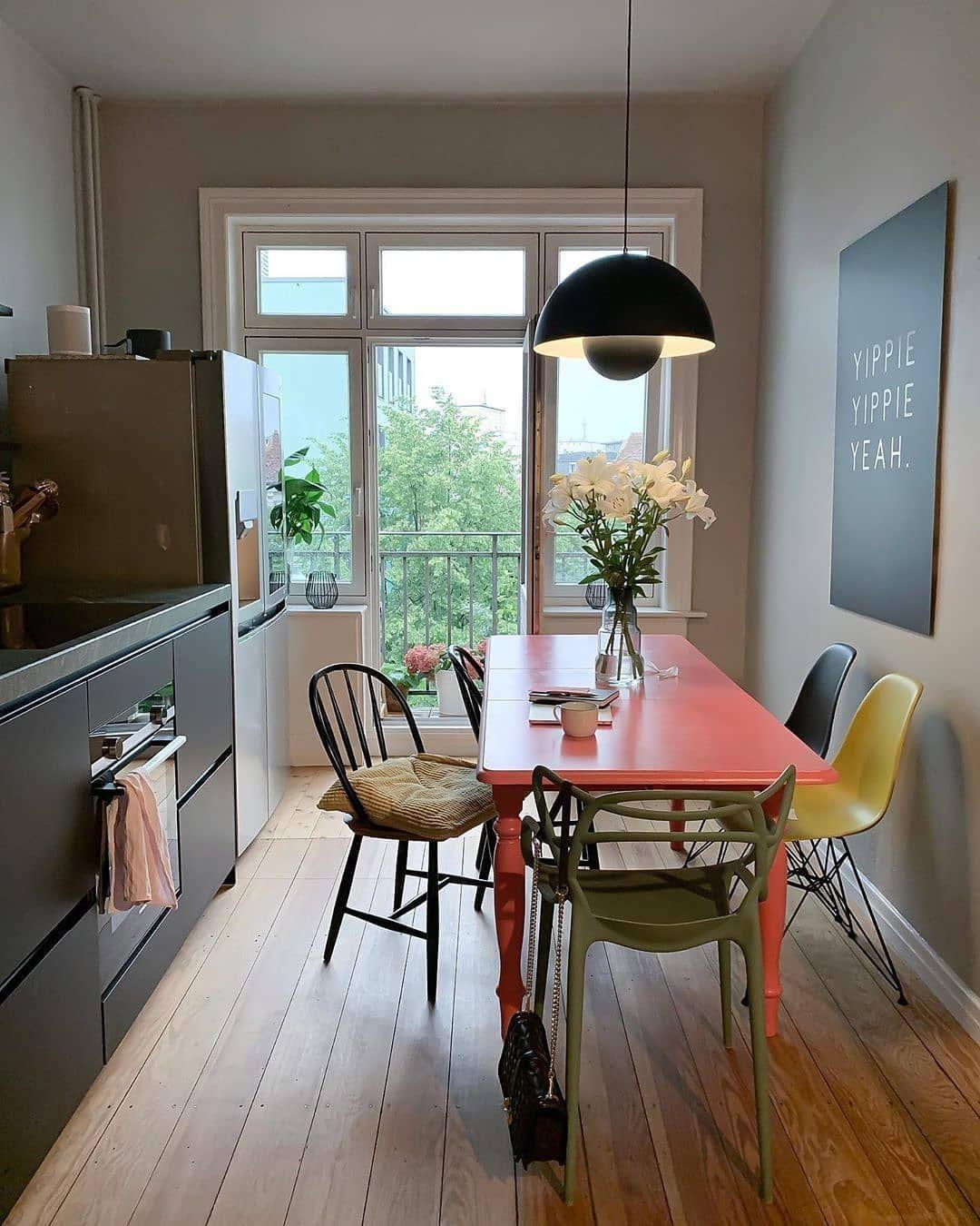 Pin von K. auf Home Dining Room (mit Bildern) Esstisch