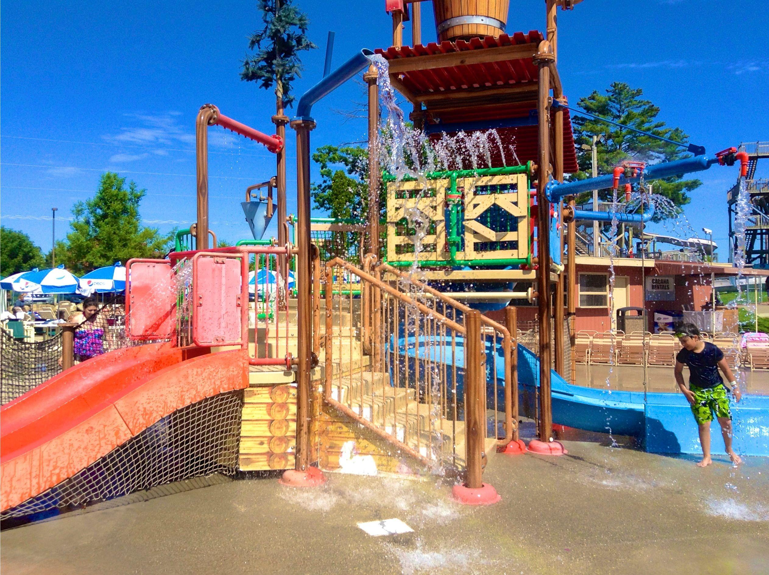 chula vista resort u0027s outdoor water park kid u0027s play area is a