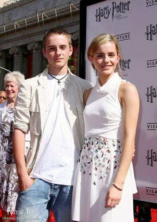 Emma Watson Younger Brother Emma Watson Emma Watson Fan Emma Watson Beautiful
