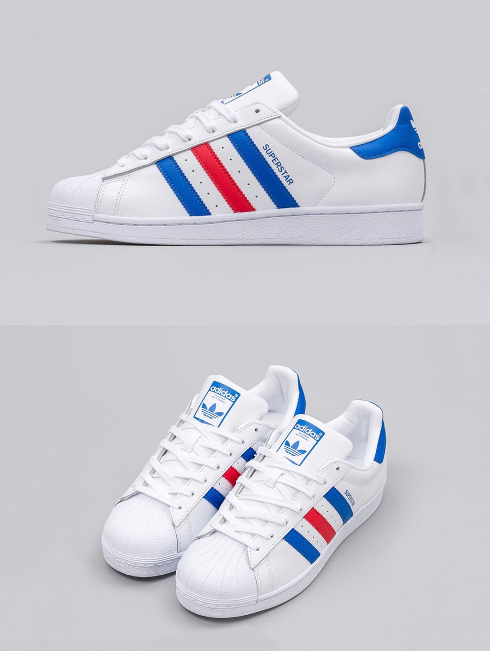 bad101a5351  adidas  Superstar  Tri-Color