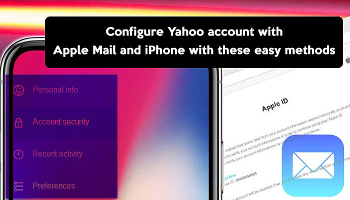 Technical Tips Configure Yahoo account with Apple Mail
