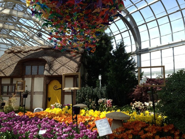 Consistently One Of The Most Visited Attractions In Richmond, Lewis Ginter Botanical  Garden Is