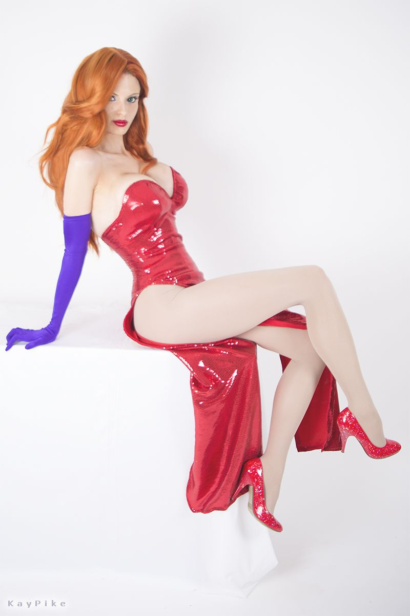 Jessica Rabbit - Who Framed Roger Rabbit | Jessica & Roger Rabbit<3 ...